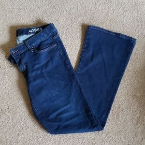 Gap women's 1969 perfect boot jeans